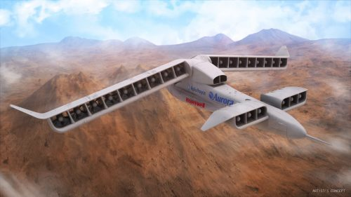 Boeing is acquiring Manassas-based Aurora Flight Sciences