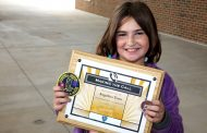 Nine-year-old Manassas girl recognized for her bravery during 911 call