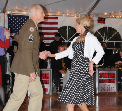 "Freedom Museum's annual ""Hangar Dance"" happening Oct. 21"
