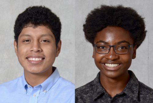 Manassas School Board selects two student representatives