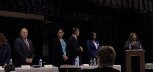 Virginia House of Delegates candidates talk issues at Woodbridge forum