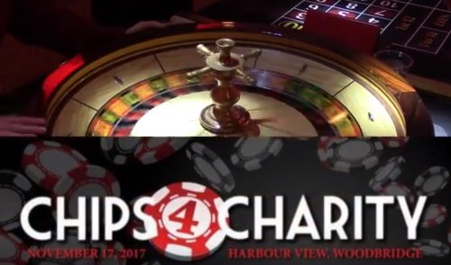 Let the games begin at Chips4Charity fundraiser, Nov. 17