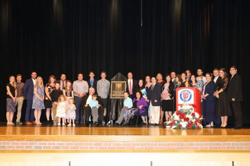 Gar-Field High auditorium named for Supervisor Jenkins