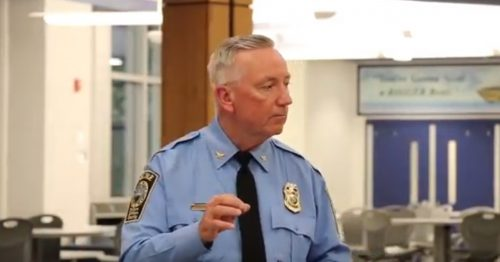 Prince William police chief hosts community meeting in Manassas