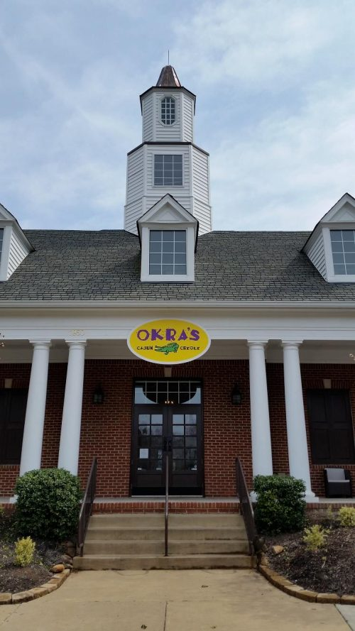 Okra's Bistro in Gainesville to close its doors, Dec. 18