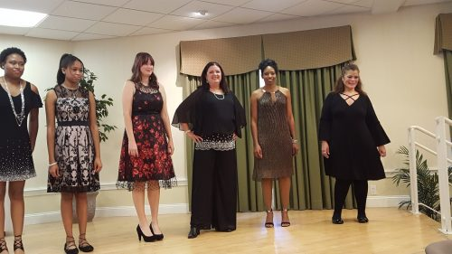 Dale City Civic Association hosts fashion show to fund scholarship program