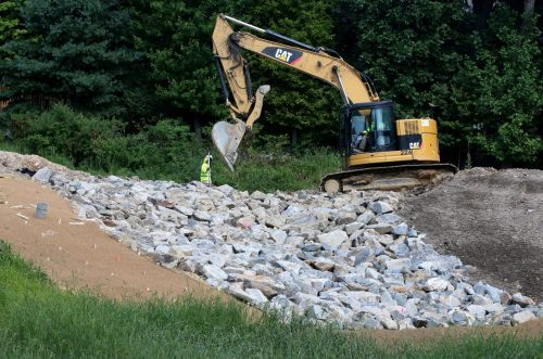 Prince William landfill providing space for heavy equipment training