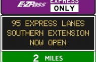 $50M I-95 Express Lanes extension now open