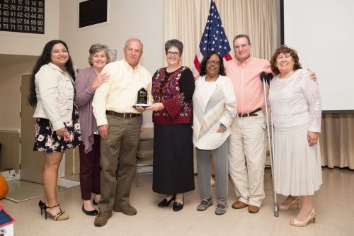 Jenkins, community members given PMAH awards in Dale City