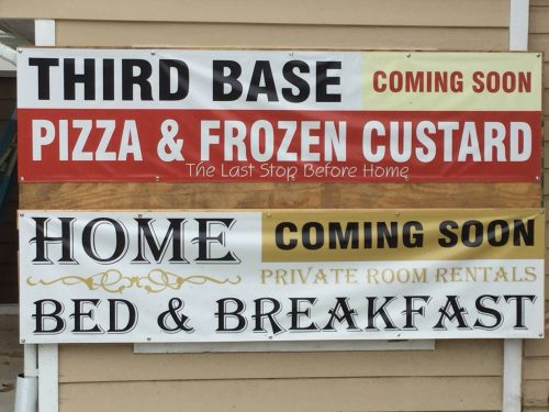 New pizza & frozen custard parlor, B&B coming to Occoquan