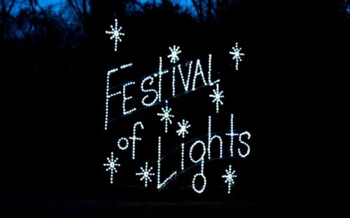 Bull Run Festival of Lights holiday show begins on Nov. 22