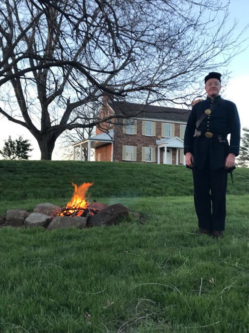 Learn about the life of a Civil War soldier in Manassas, Nov. 3