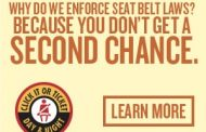 """Click It or Ticket"" campaign in Prince William, Nov.16-30"