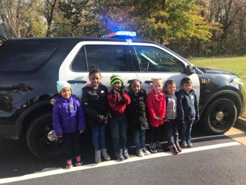 Dumfries police collecting apps, donations for holiday Make-A-Wish