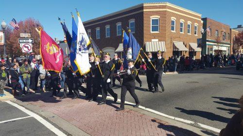 Greater Manassas Veterans Day Parade happening Nov. 4
