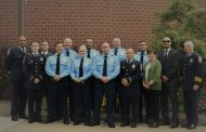 Prince William police promotes 13 in Manassas ceremony
