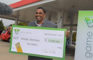 Man purchases winning $10M Virginia Lottery ticket in Woodbridge