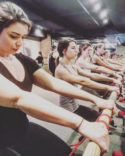 Pure Barre opening facility at Virginia Gateway in Gainesville