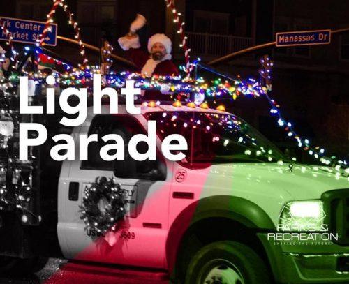 Manassas Park Christmas Parade 2020 Manassas Park annual light parade happening Dec. 9