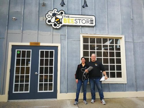New store at Tackett's Mill is the bee's knees