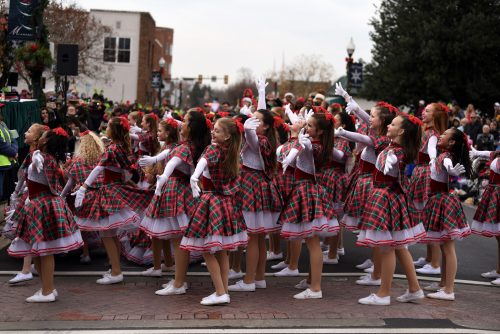 Greater Manassas Christmas Parade winners announced
