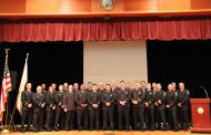 Prince William fire & rescue promotes 38 department members