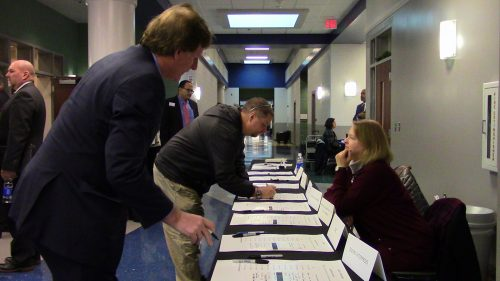Prince William Chamber gets down to business, with gov. con. matchmaking