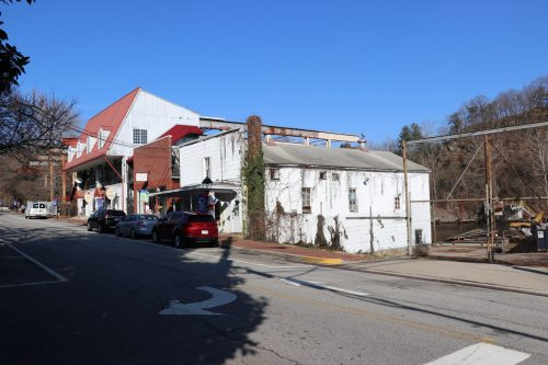 New mixed-use development coming to Occoquan's Mill Street