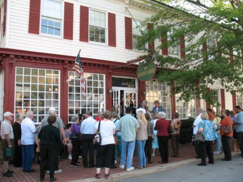 The Golden Goose latest in series of Occoquan shops closing
