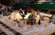 Winter holiday train show in Manassas through Dec. 17