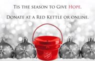 Prince William County Salvation Army needs funds, volunteers for Red Kettle Campaign