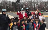 Prince William police visit students on annual Santa Ride
