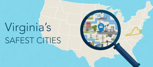 "City of Manassas ranked third in ""Virginia's Safest Cities"""