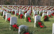 9K wreaths laid at Quantico National Cemetery to honor veterans