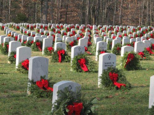 Wreath Across America volunteers, donations needed