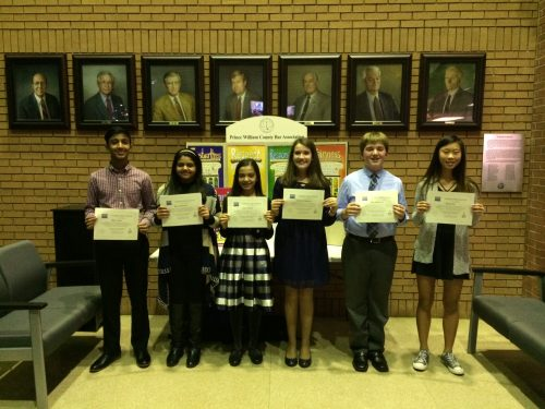 "william students win ""character counts "" essay contest prince william students win ""character counts "" essay contest"