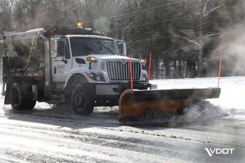 No snow expected tomorrow, but be careful in your morning commute