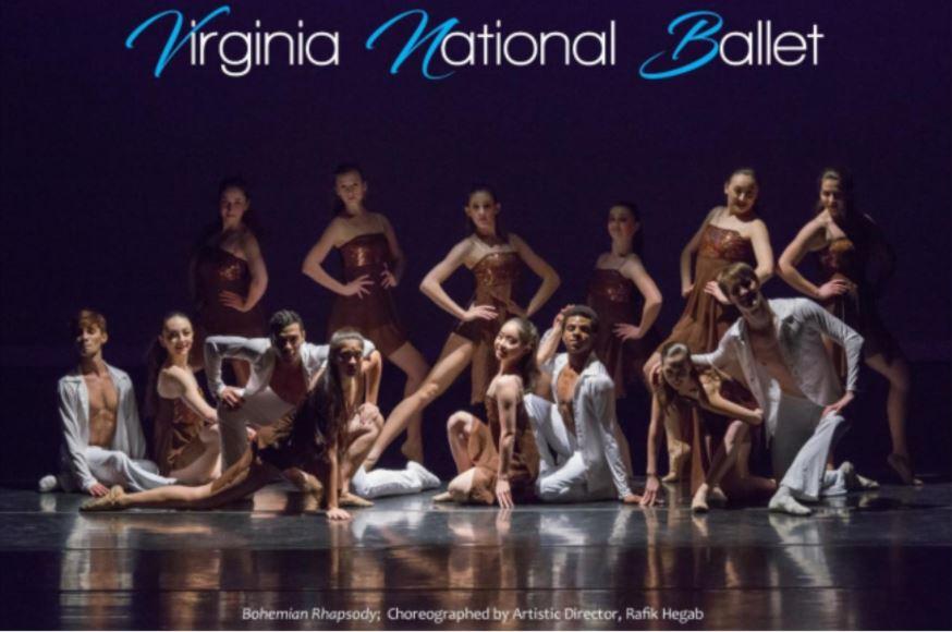 Virginia National Ballet presents World Premiere of Aida