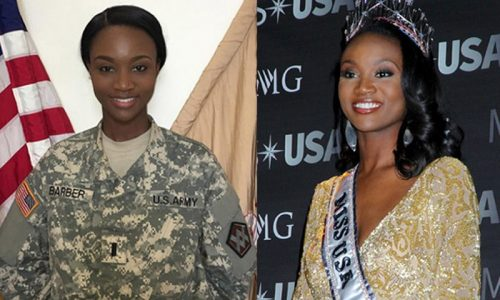 Former Miss USA to be keynote at Chamber 'Salute to the Armed Forces'