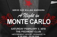 "Serve Our Willing Warriors hosting ""A Night in Monte Carlo,"" Feb. 3"