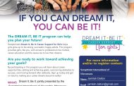 """Dream It, Be It"" program for girls in Manassas, Feb. 3"