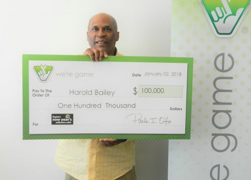Woodbridge man wins $100K from Virginia Lottery