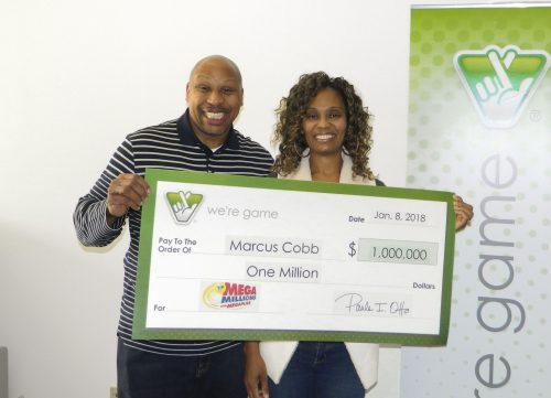 Dale City man wins $1M from Virginia Lottery's 'Mega Millions'