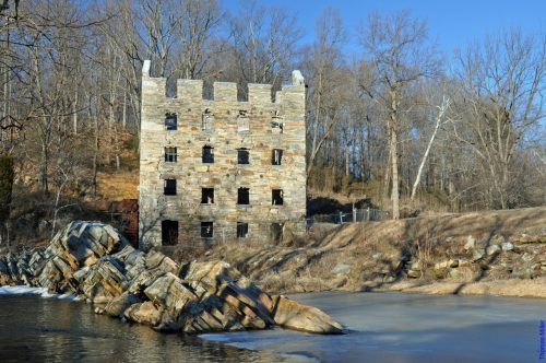 Learn about the historic stone building at Broad Run in Prince William