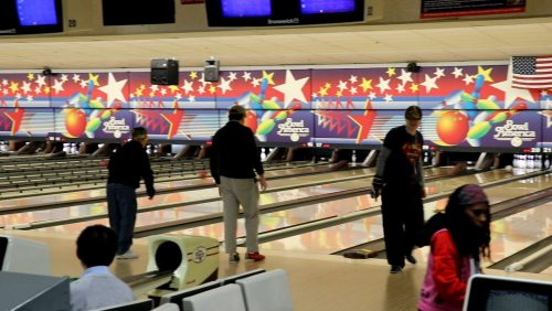 Arc bowling program helps build friendships