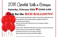 Fifth annual Chocolate Walk on Feb. 10