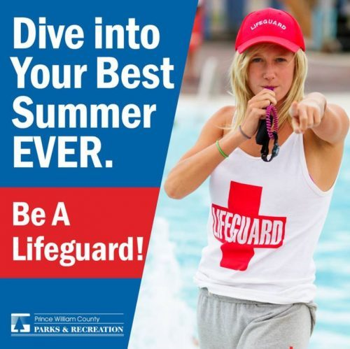 Prince William Parks and Recreation searching for lifeguard applicants