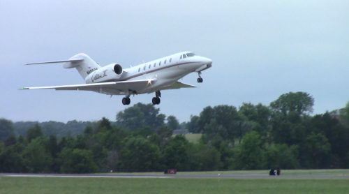 Manassas Regional Airport's APP Jet Center #1 for line services