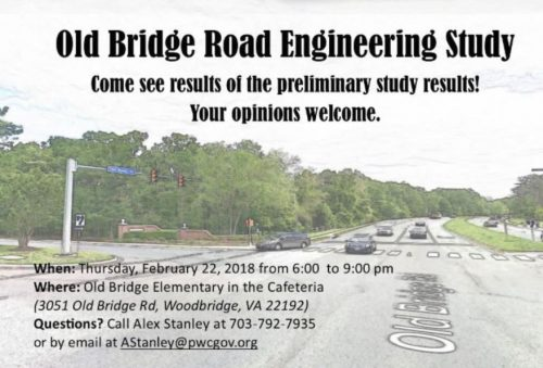 Upcoming meeting to focus on Old Bridge Road congestion