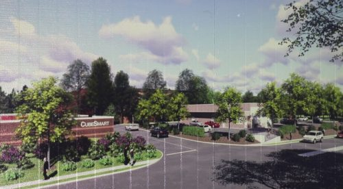 Self-storage business proposal presented at DCCA meeting